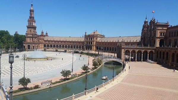 Centro de Sevilla, una obra de arte