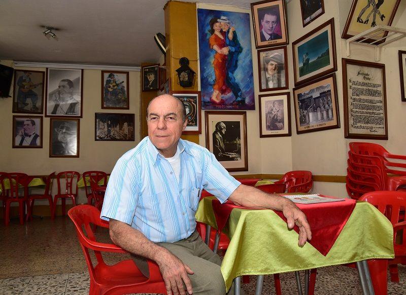 El Homero Manzi: templo del tango en Medellín
