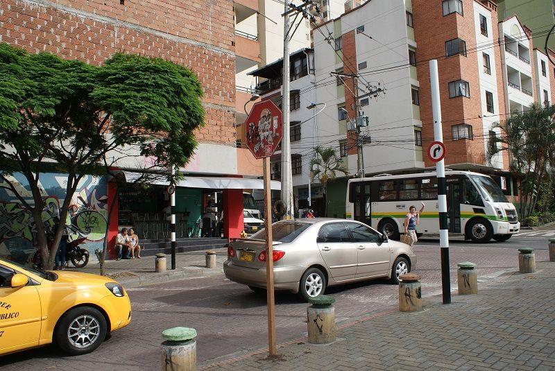 Nuevos cruces semafóricos para el centro