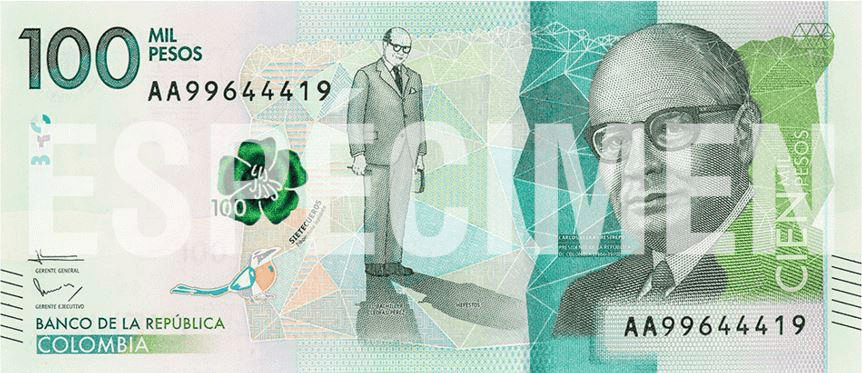 Reconozca un billete original