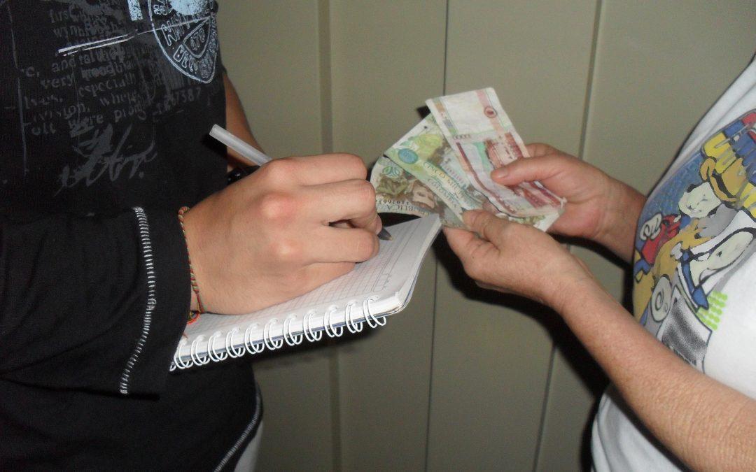 """Gota a gota: """"ayuda"""" que financia el crimen"""