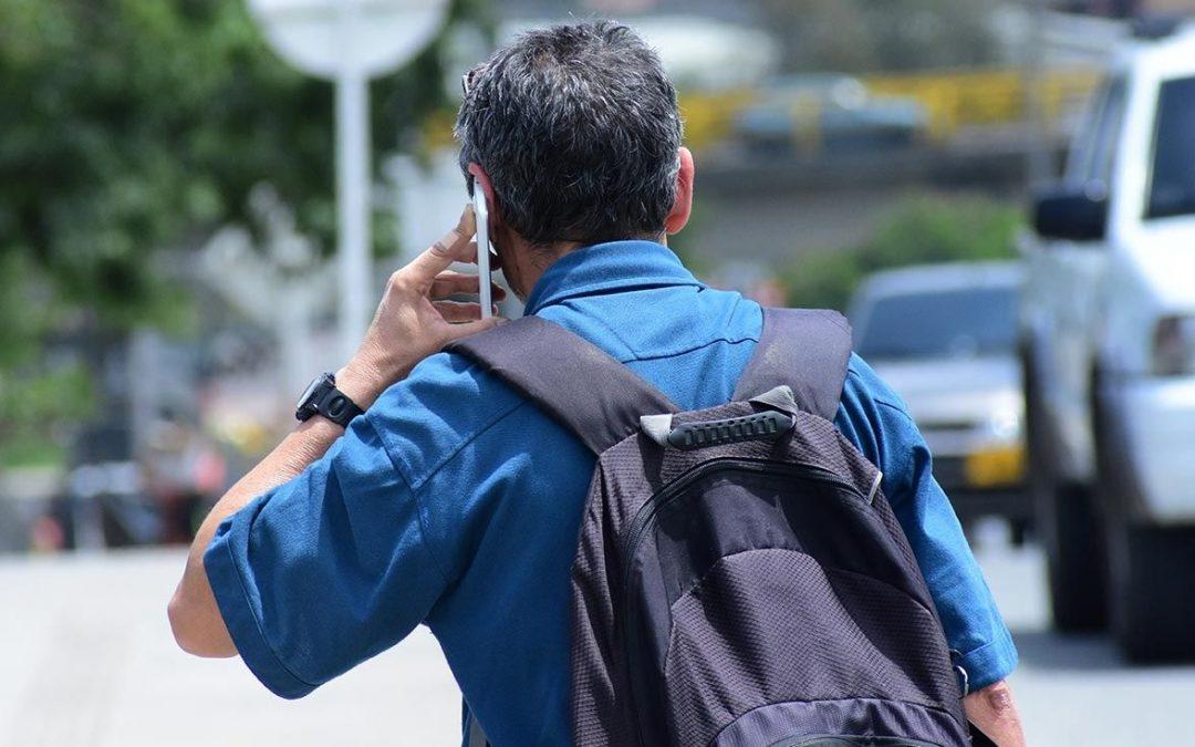 Hurto de celulares: alerta para el Centro