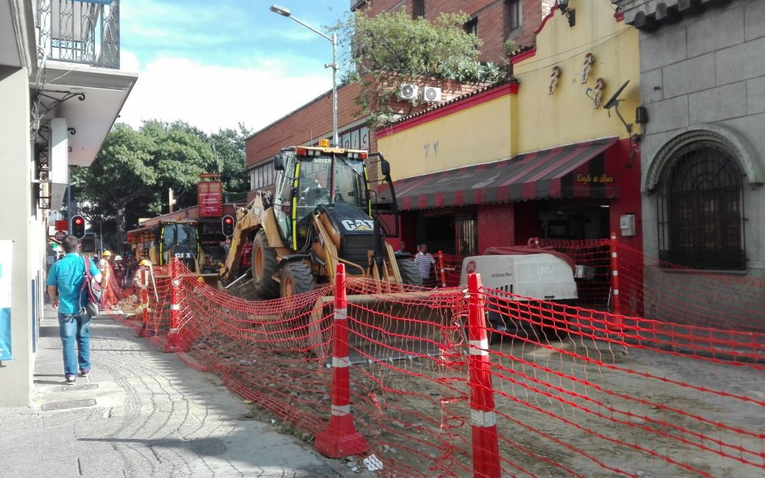 El centro de Medellín estará sin agua más de 12 horas
