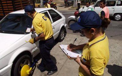 """""""Cepos"""" nueva forma para inmovilizar vehículos en Medellín"""