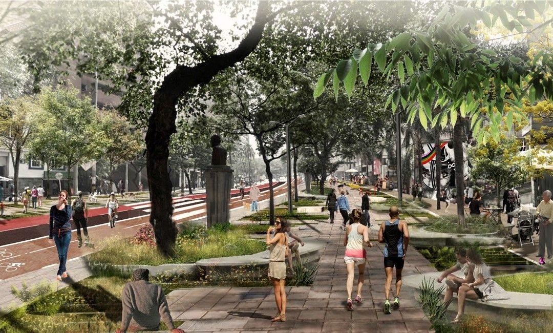 En Concejo de Medellín Corpocentro planteó inquietudes sobre peatonalización