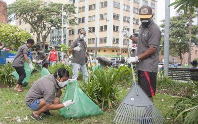 Cuidar lo verde debe ser prioridad