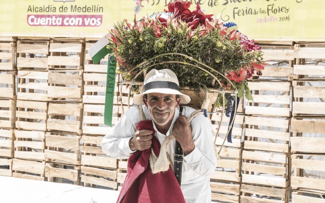 Esta es la programación oficial de la Feria de las Flores 2021