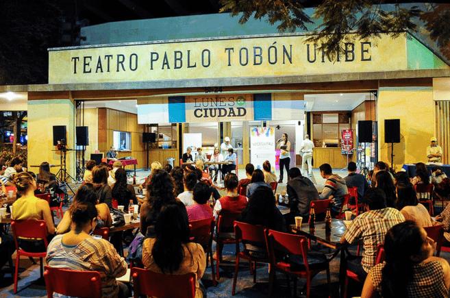 Lunes de Ciudad se va del Pablo Tobón