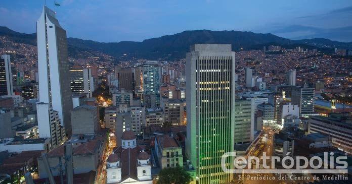 Datos reveladores sobre el centro de Medellín