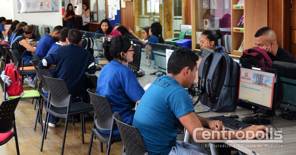 Estudiar en el centro: decisión con muchos atractivos