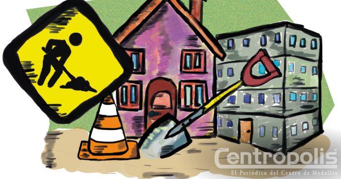 Freno normativo a más viviendas en el centro