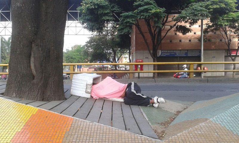 Intervención social beneficiará a habitantes de calle