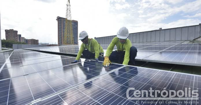 EPM Innova con energía solar
