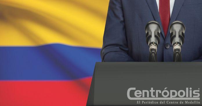 Hablemos sobre partidos políticos en Colombia