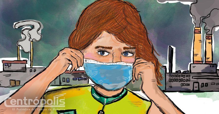 Cuide su salud: esté atento al aire que respira