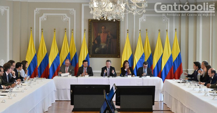 Conozca la figura del presidente en Colombia