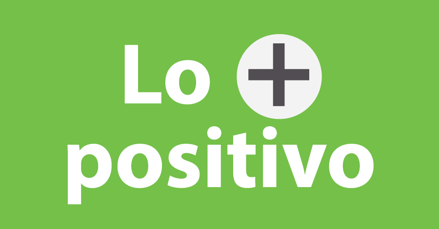 Lo más positivo del Centro