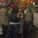 Intervención en Parque del Periodista genera polémica