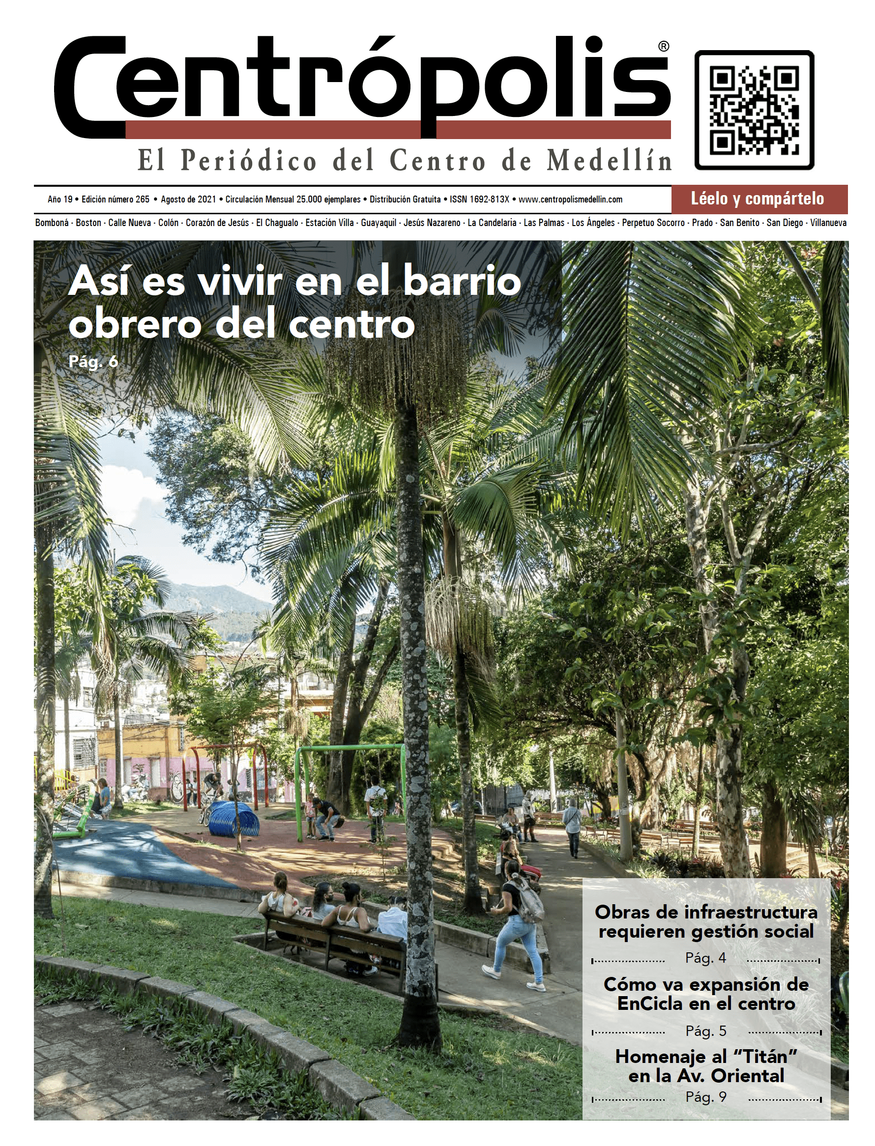Edición Julio