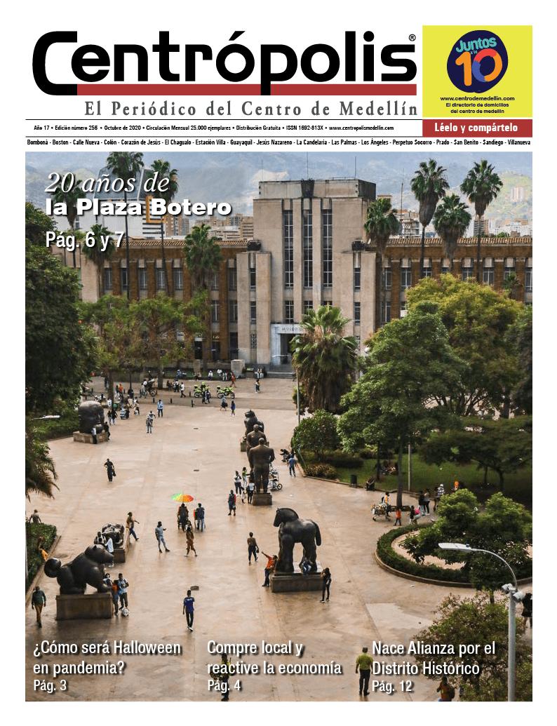 Edición impresa abril