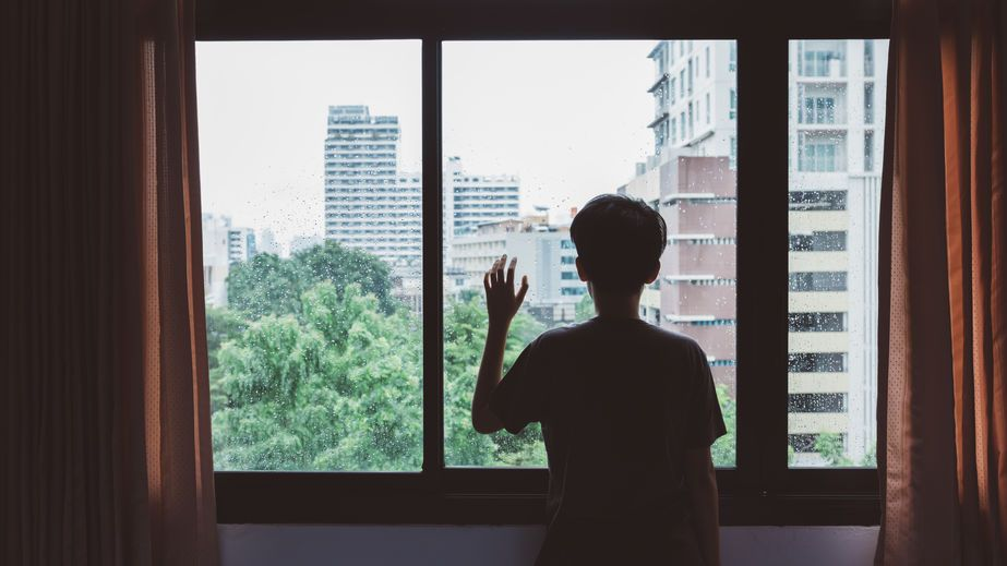 La soledad de nuestra niñez