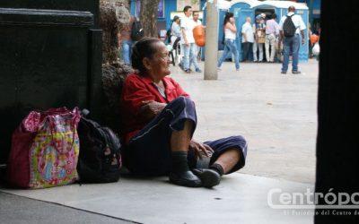 ¿Para cuándo solución a la problemática de habitantes de calle en el centro?
