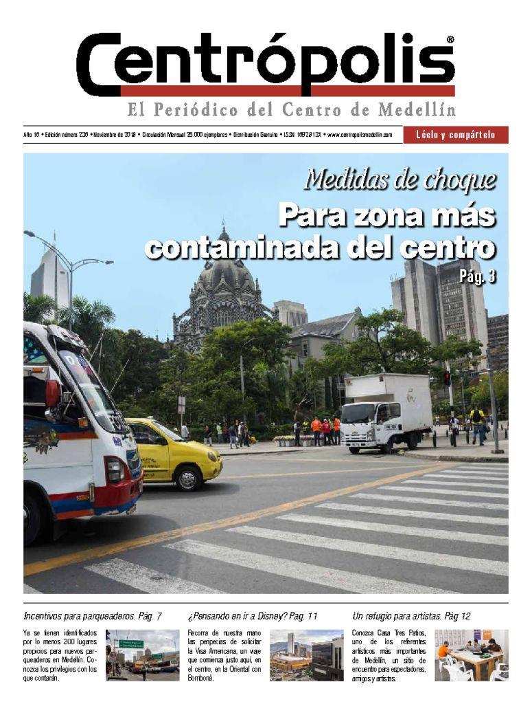 thumbnail of Centrópolis 236