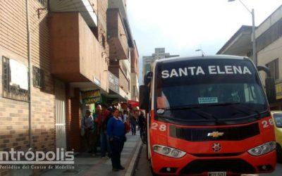 Nuevas tarifas de transporte público colectivo en Medellín