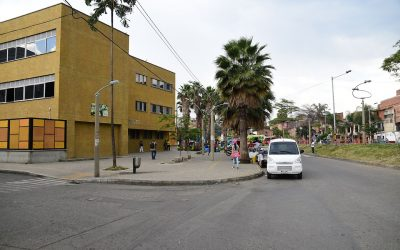 El centro de Medellín: una ciudad mutante