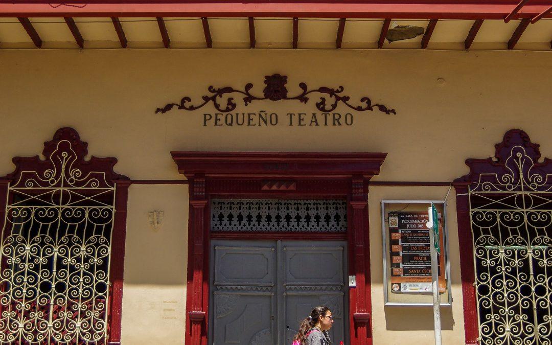 El centro: lugar ideal para disfrutar del teatro