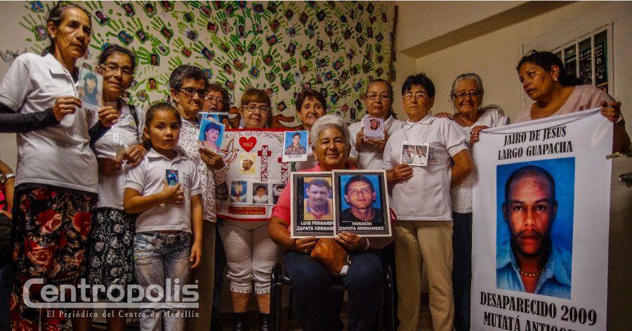 """Teresita Gaviria: """"Los queremos vivos, libres y en paz"""""""
