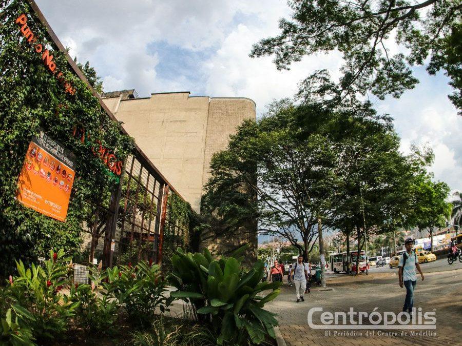Punto Naranja: una opción impecable para el reciclaje en el centro de Medellín