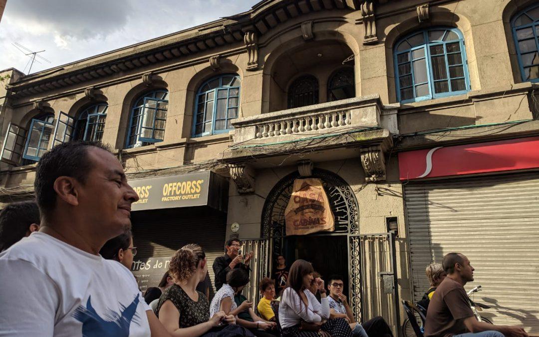 El centro vibró con el Festival Entre Lenguas 2019