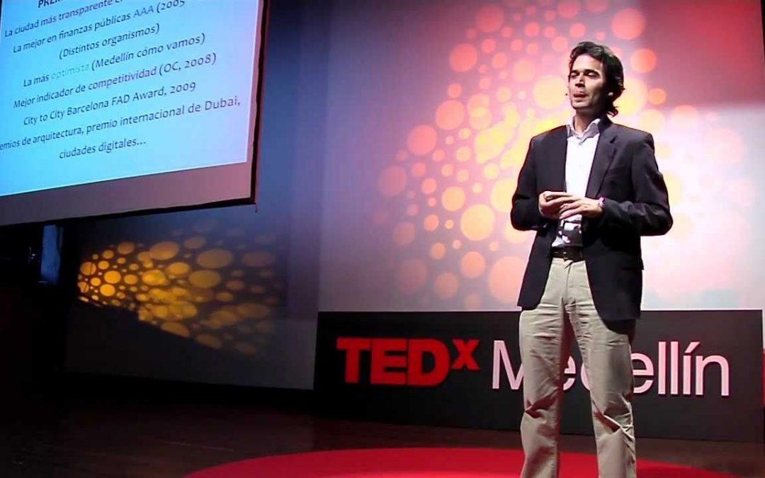 El próximo TEDx Talk será en el centro de Medellín
