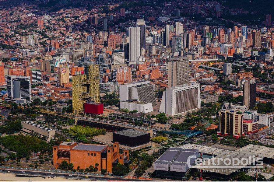 Juntos a construir un mejor futuro para Medellín