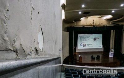 Se esperan obras en el Teatro Lido