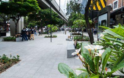 El Paseo Bolívar le da una nueva cara al centro