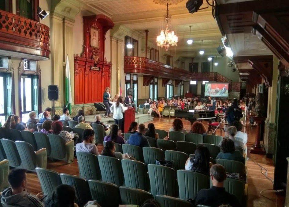 Candidatos a la Alcaldía debatirán sobre cultura en el centro de Medellín