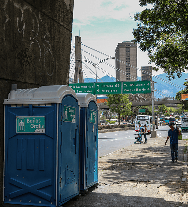 ¿Se renovarán los baños públicos del centro?