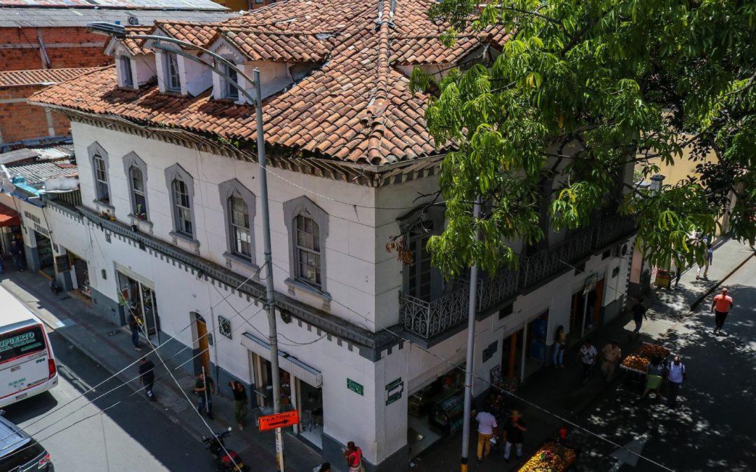 La casa de Pastor Restrepo patrimonio que reclama atención