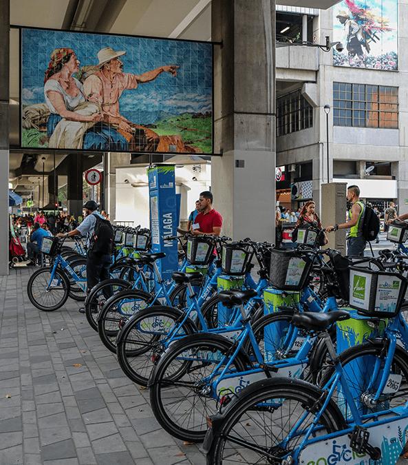 EnCicla llega al corazón de la ciudad con tres estaciones