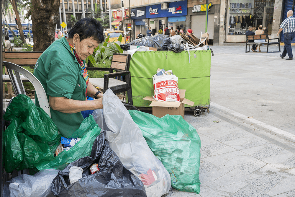 Reciclar: urgencia de todos, acción de pocos
