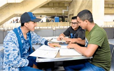 Múltiples ventajas de estudiar en el centro