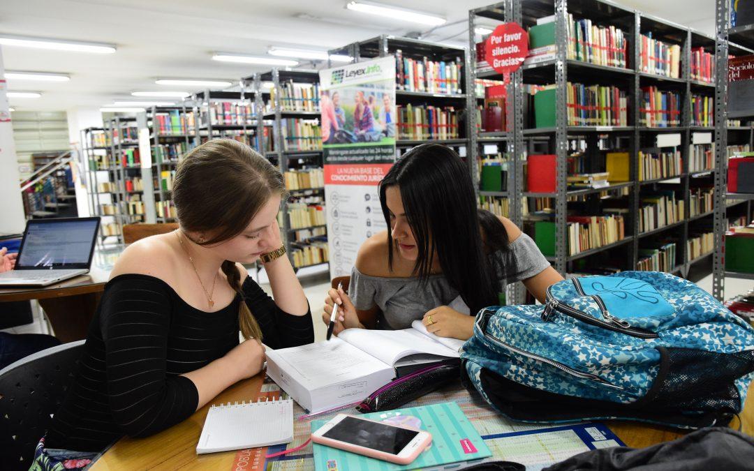 Del Cole a la U familiariza a los jóvenes con instituciones universitarias