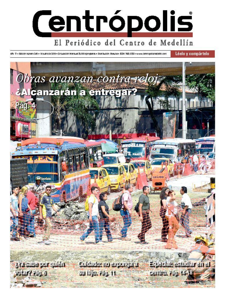 thumbnail of Edición 246 – (octubre de 2019)