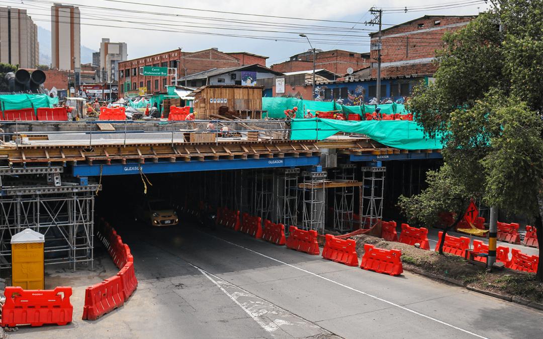 Apertura del nuevo puente de la carrera Cundinamarca está próxima