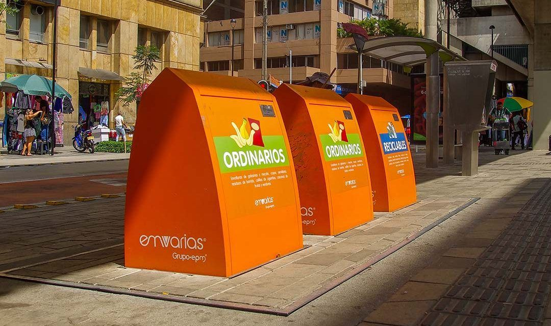 Soterrados para basuras: apuesta para un centro más limpio