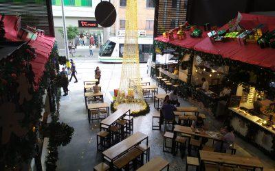 Mercado de la Colonia: lo nuevo en gastronomía en el centro de Medellín