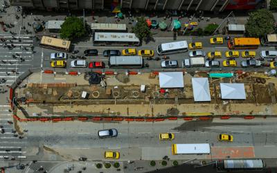 Este 9 de diciembre inicia la pavimentación de la avenida Oriental