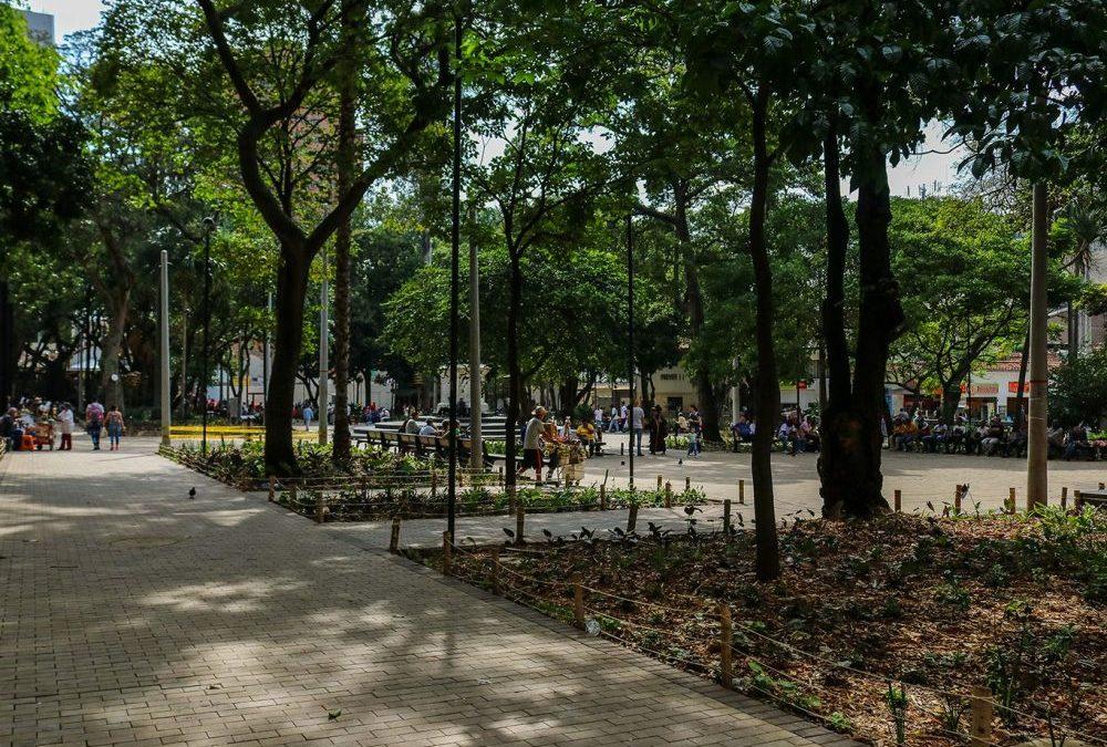 El Parque Bolívar: listo para recuperar su protagonismo